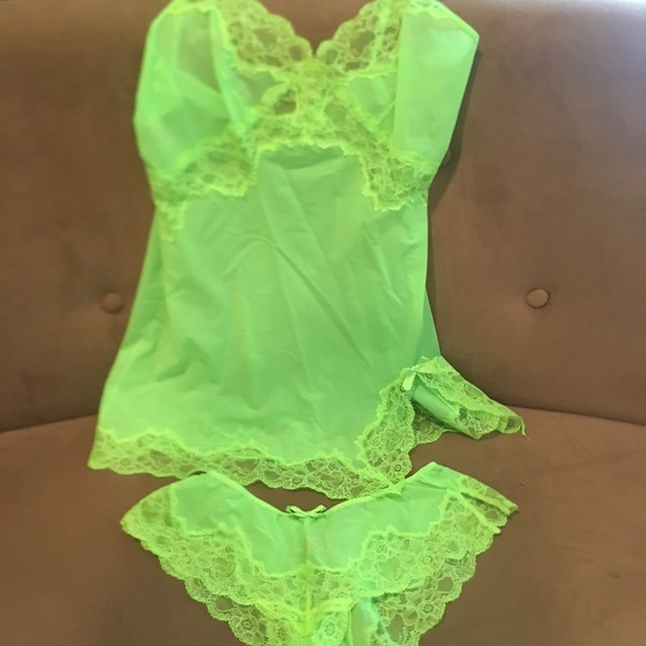 e2dc7592571 Agent Provocateur Other - Agent Provocateur Chemise and panty